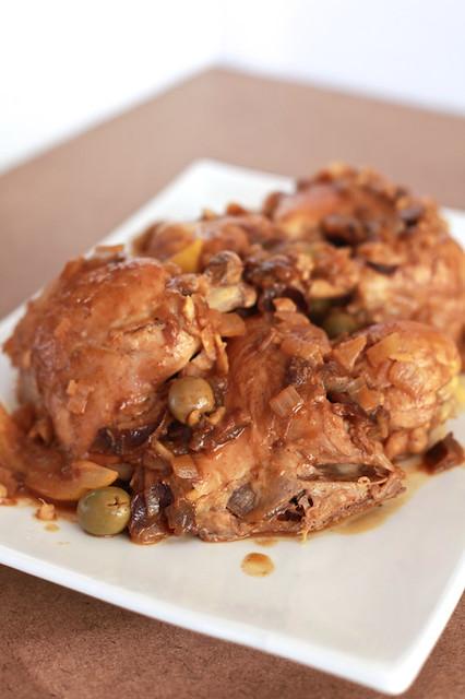Morrocan Chicken