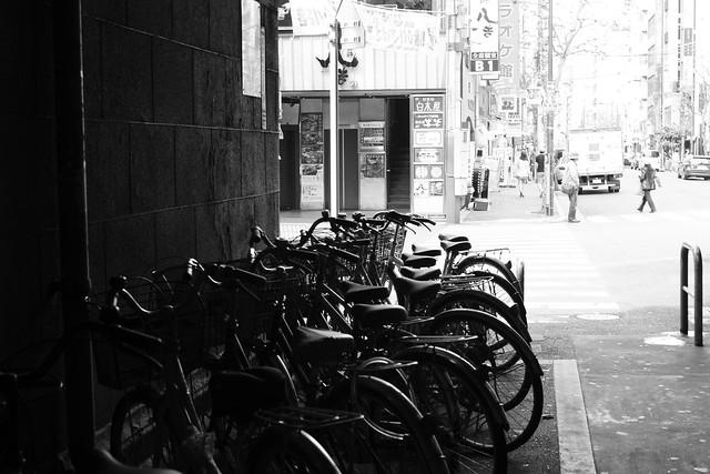 ガード下. Kanda Tokyo, Mar 2013. 101