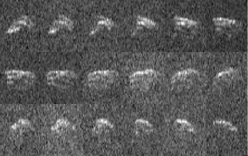 2013 ET asteroide