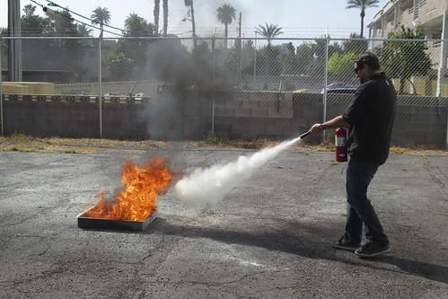 3.22 - Fire Extinguisher Training