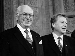 Staatsbesuch 2000 Lennart Meri