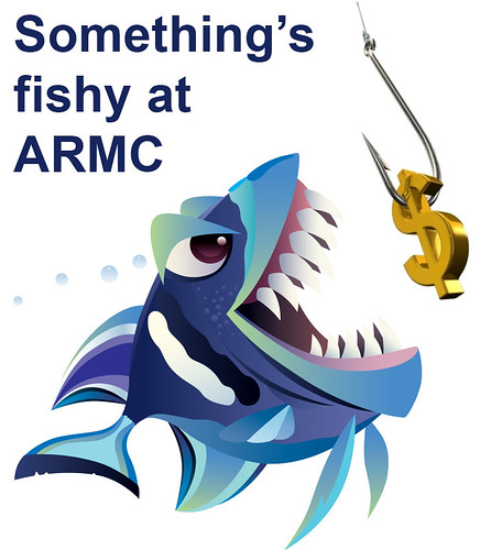 Something's fishy at ARMC