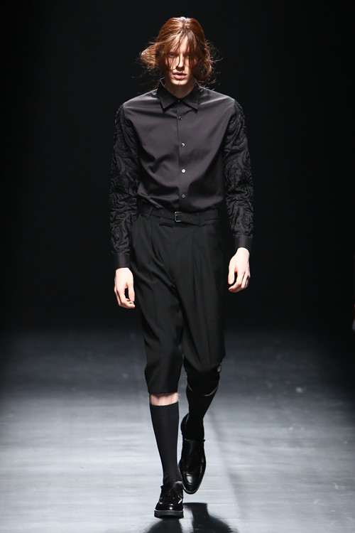 Ollie Mann3058_FW13 Tokyo CHRISTIAN DADA(Fashion Press)