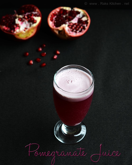 pomegranate-juice-recipe