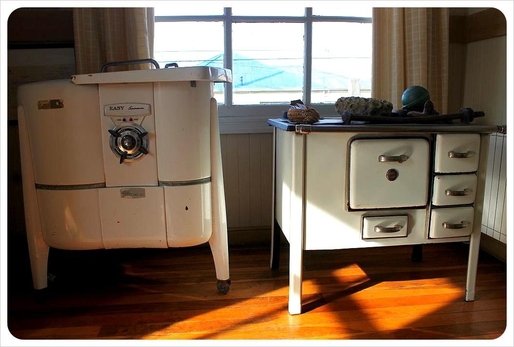 yendegaia hosteria porvenir old stoves