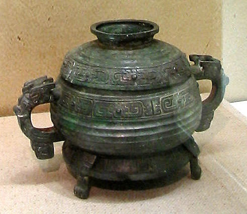 A 3,000-year-old bronze vessel from ancient China solves the mystery of the location of Shenguo.