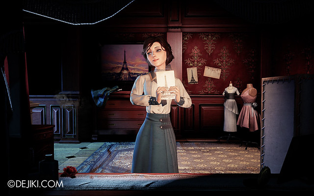BioShock Infinite - Elizabeth's Dream