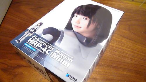 HRP-4C 未夢