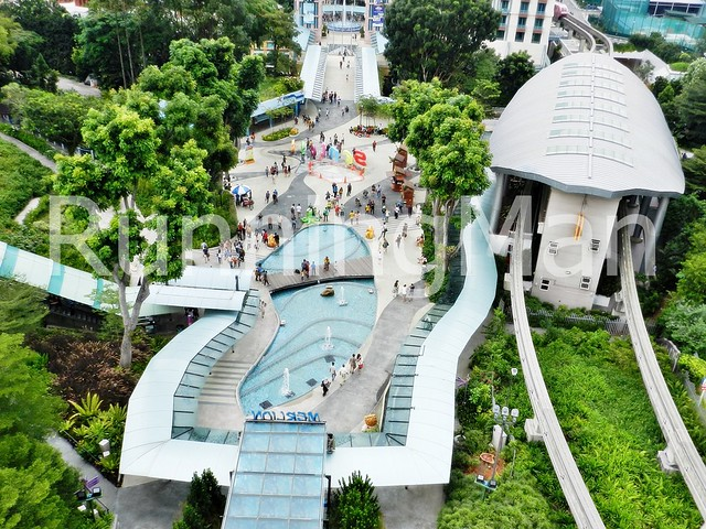 Sentosa Merlion Plaza 10