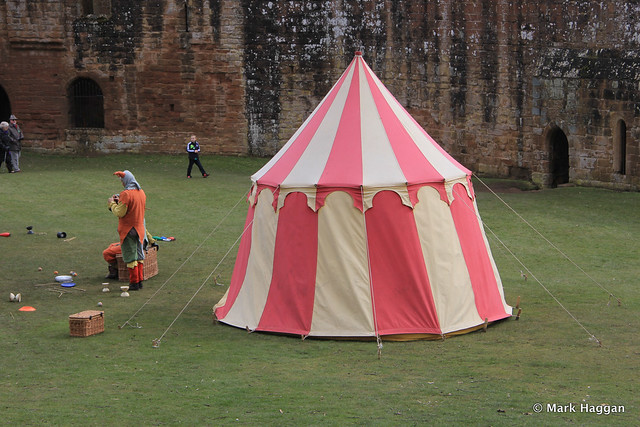 The Fools School at Kenilworth Castle