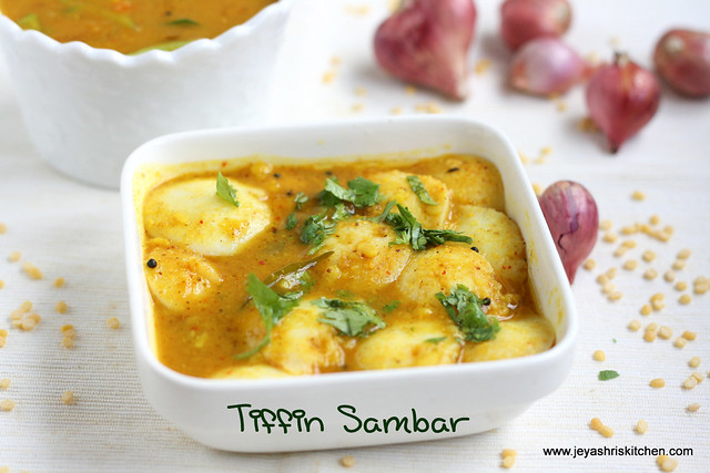 Tiffin Sambar 2