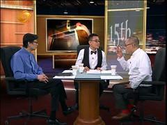 《锵锵三人行》开播15周年特别节目