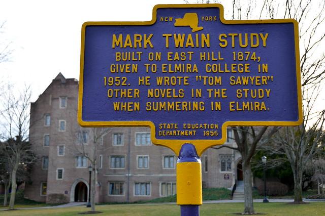 Elmira College, Elmira, NY
