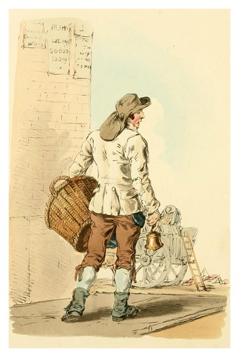 003- Recogedor de cenizas- Picturesque representations of the dress and manners of the English-1813-William Alexander