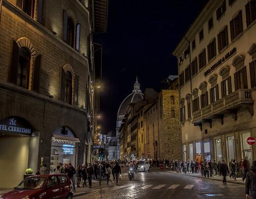 Nightlife of Florence