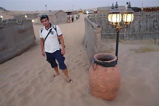 Campamento en medio del desierto Dubai, imprescindible safari en 4x4 - 8628569934 8fc390287a n - Dubai, imprescindible safari en 4×4