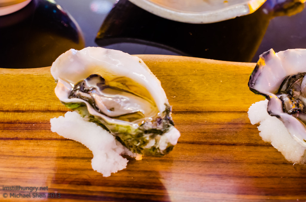 Tokonoma oysters tosazu