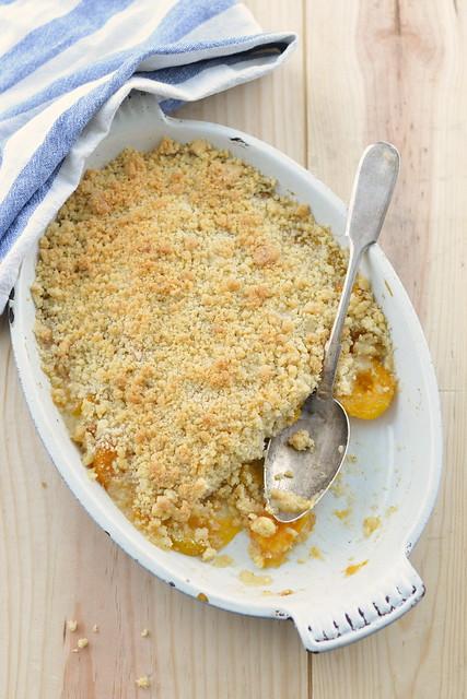 abricot crumble