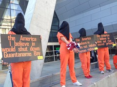 The America I believe in would shut down #Guantanamo #GitmoHungerStrike #gitmo  #closegitmo