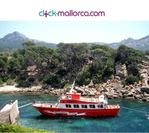 Excursión a la isla Dragonera en Mallorca