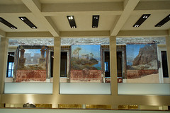 Paintings of Egyptian Temples