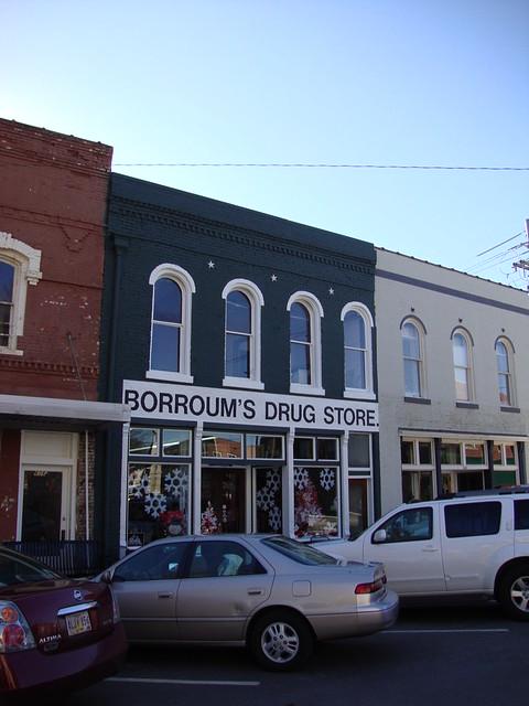Borroum's, Corinth MS