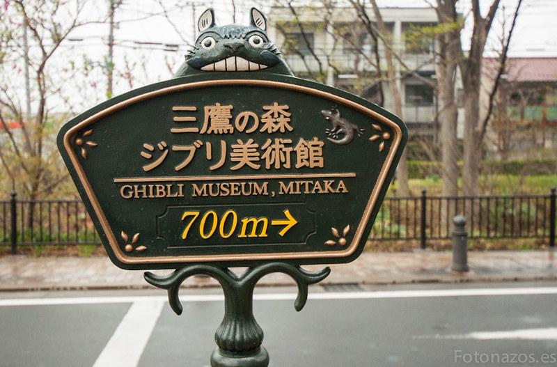 Visita al Museo Ghibli de Mitaka