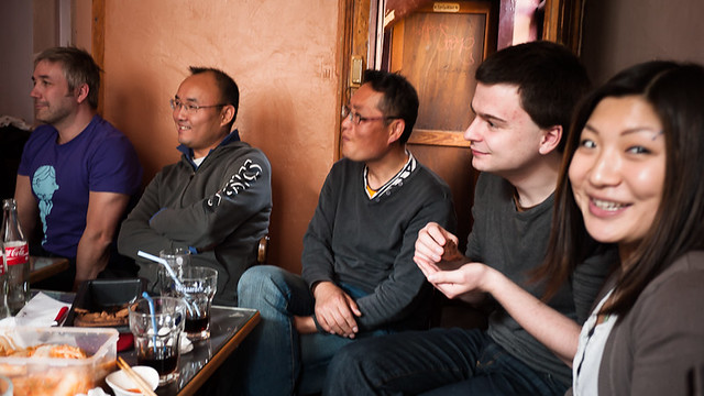 Rencontres coreennes
