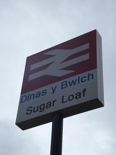 sugarloaf powys arriva arrivatrainswales heartofwalesline dinasybwlch