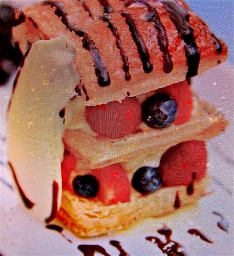 Mille Foglie dessert
