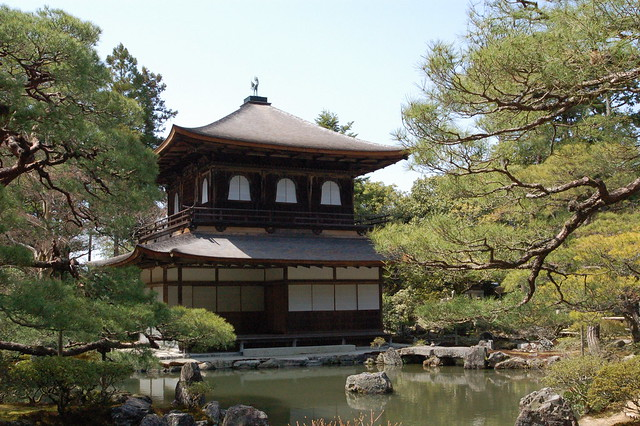 0674 - Ginkaku-ji el Pabellon Plateado