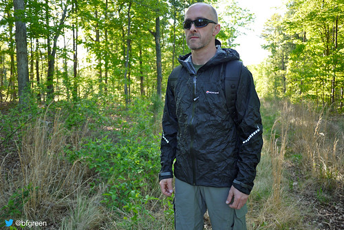 Montane Minimus - Ultralight Rain Shell