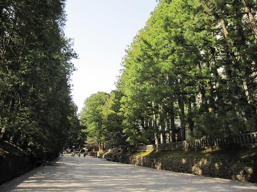 日光東照宮の杉並木 by Poran111
