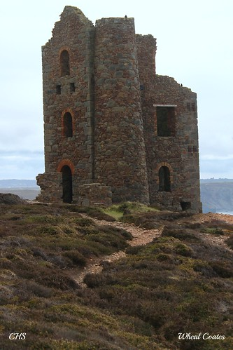 Wheal Coates by Stocker Images