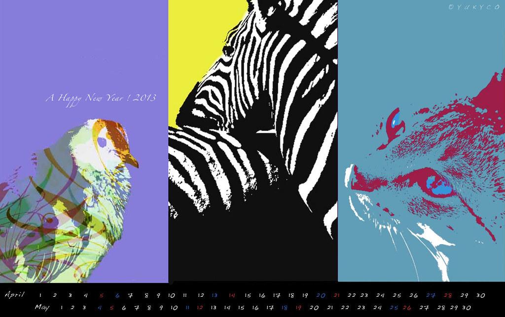 Animal Lover's Calendar