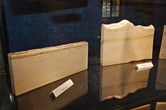 Exemples de bois de fresnes et de sureau