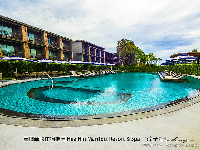 泰國華欣住宿推薦 Hua Hin Marriott Resort & Spa 2