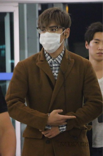 TOP - Incheon Airport - 05nov2015 - 蚕室绝世美男TOPTOPTOP - 04