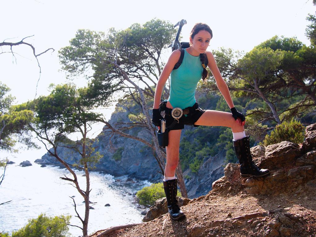 related image - Shooting Lara Croft - Calanque du Mont Salva - Six Fours les Plages - 2016-08-11- P1500668