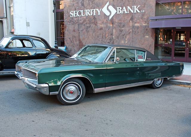 1968 Chrysler Newport 2 Door Hardtop 3 Of 4