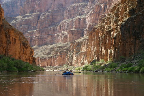 Grand Canyon National Park: Colorado River Boating 3767