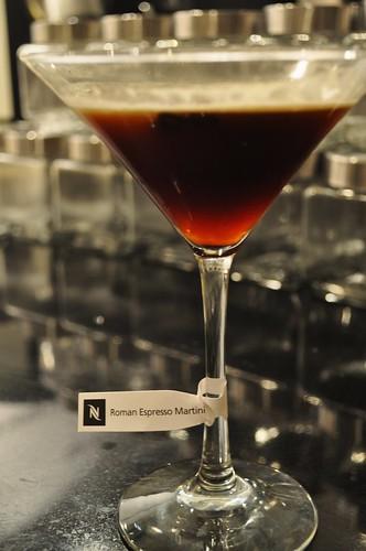 roman espresso martini