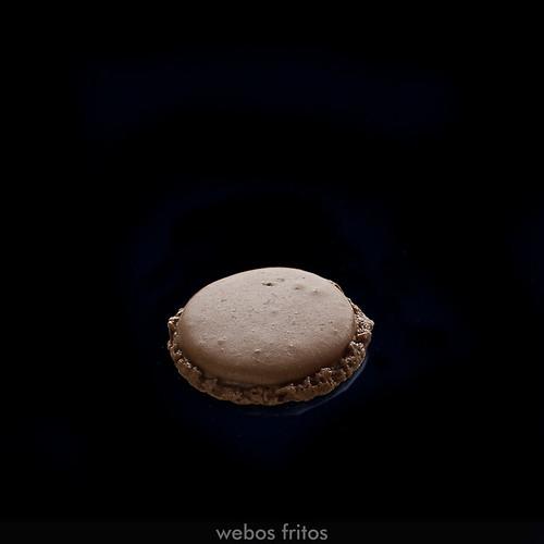 Macaron granulado