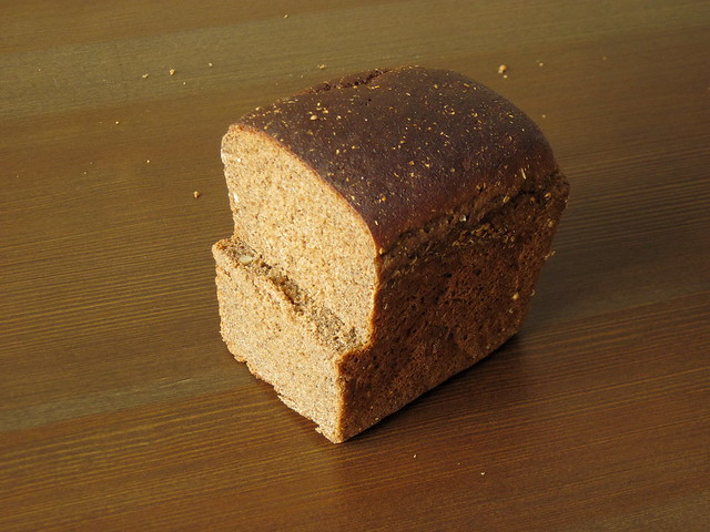 Borodinsky russian bread