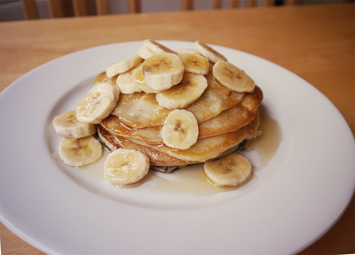 banana pancakes recipe 1