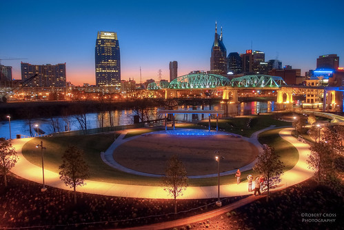 park sunset reflection skyline night river lights cityscape nashville dusk tennessee bluehour hdr anochecer omd mygearandme mygearandmepremium mygearandmebronze mygearandmesilver 1250mmf3563mzuiko