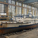 'Manxman' Pallion Shipyard Sunderland 18th March 2010 by John Eyres