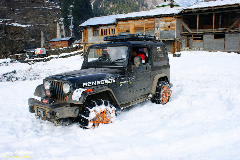 Muzaffarabad Jeep Club Neelum Snow Cross - 8470904759 4389a4bca0 b