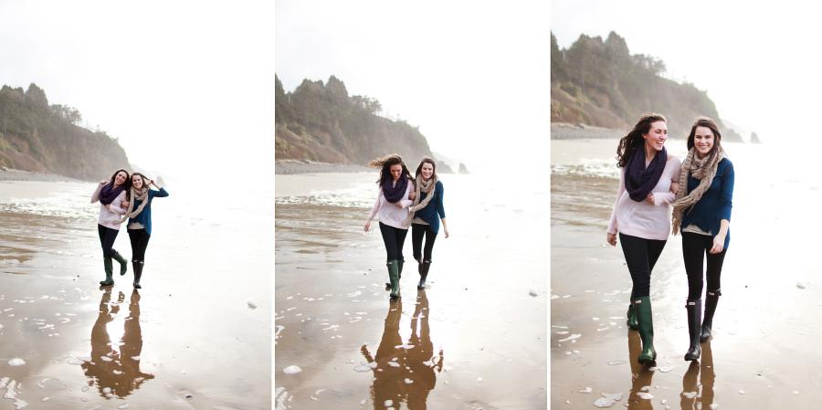 Lifestyle Beach Shoot