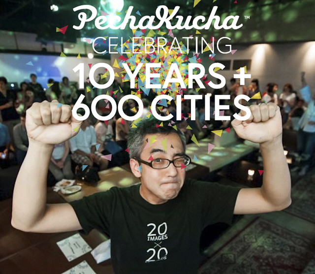 PechaKucha featured image